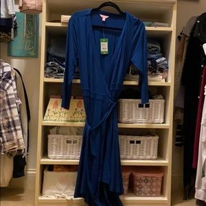 NWT! Lilly Pulitzer Wrap Dress